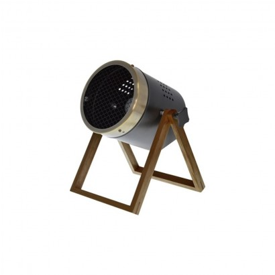 MINI lampe SPOT Couleur Marron 24x20xH30cm