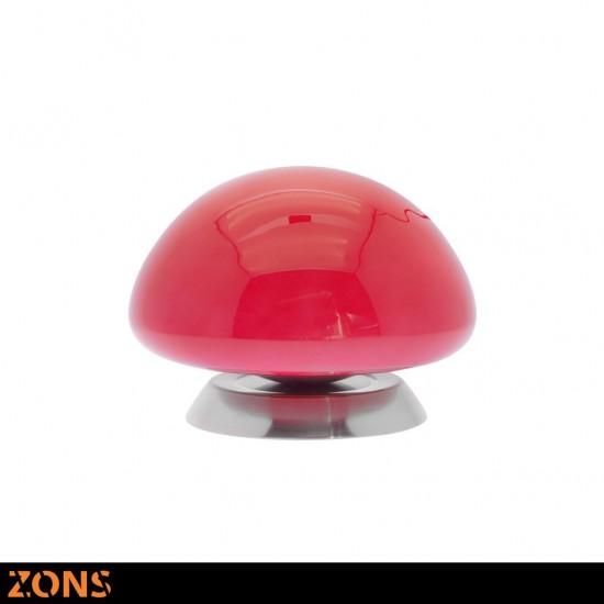 BUZZER Lampe A Poser Touche 6 Couleurs ROUGE