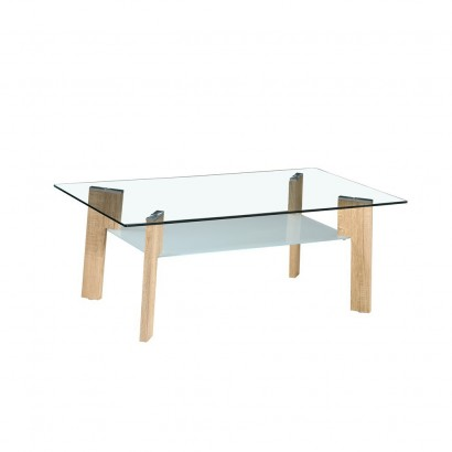 Glass Coffee Table Tempered...